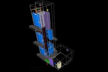 نرم افزار آسانسور LIFT DESIGNER دوره آموزش